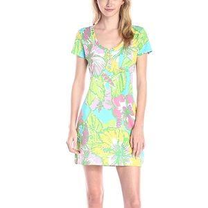 Lilly Pulitzer Britton Henley Short Sleeve Dress